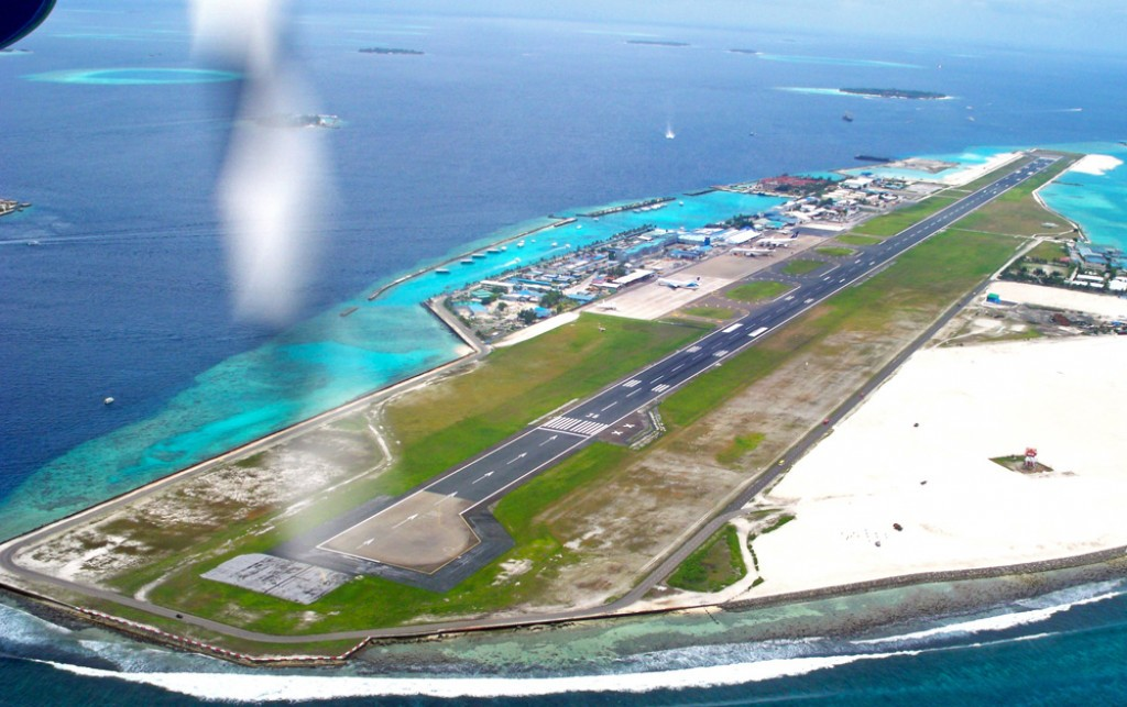 Le Maldive mirano a incrementare il numero di aeroporti per facilitare l'accesso