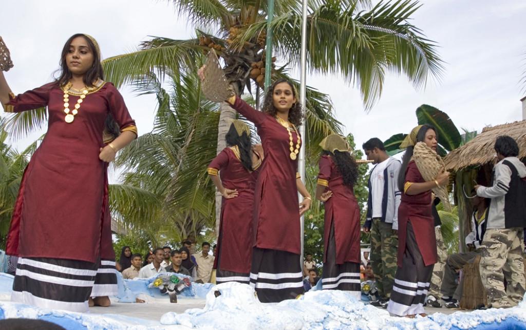 モルディブの文化