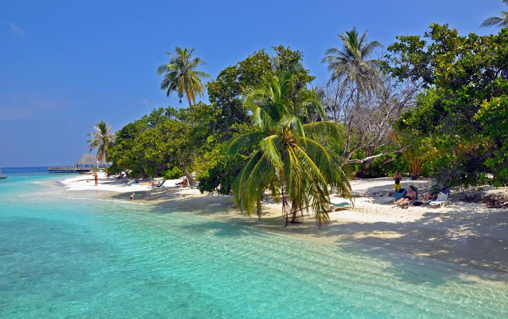 Le Maldive si Aspettano il Record di Più Alto Numero di Arrivi di Turisti nel 2019