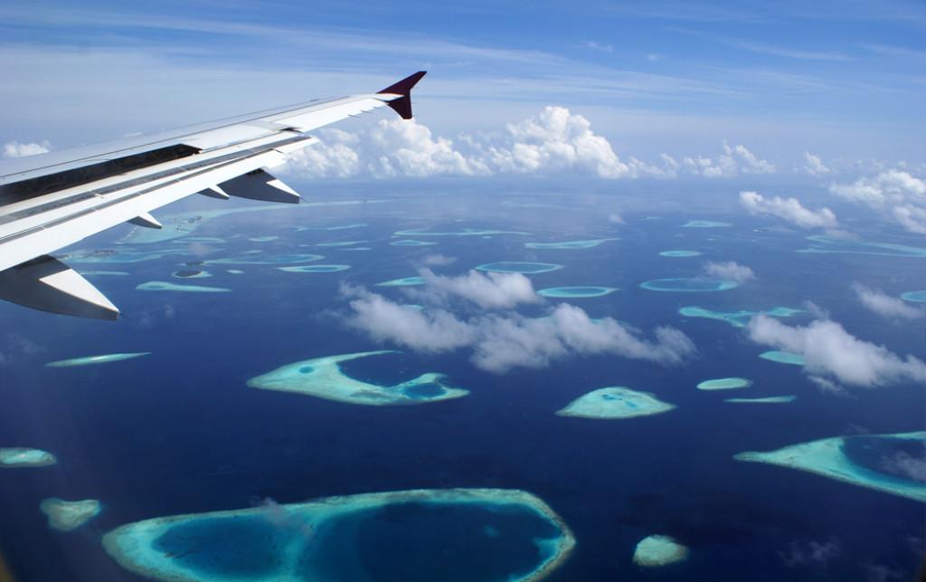 野心的な空港計画がプレミアムな航空便をモルディブに