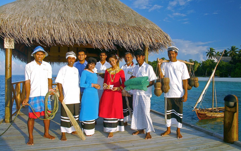 Maldives history