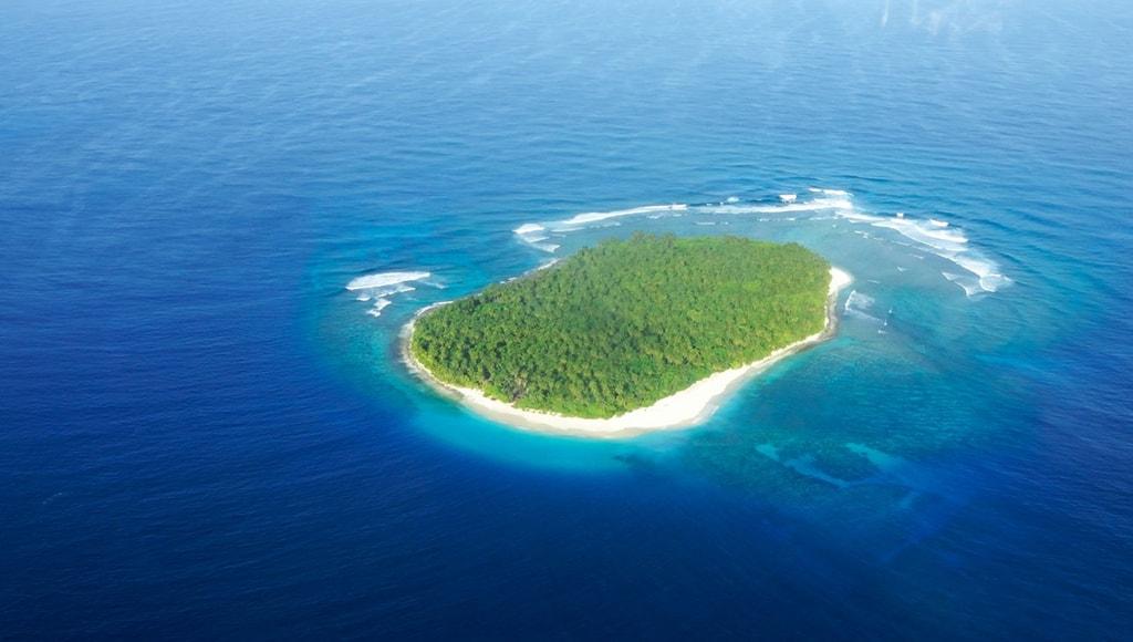 楽園の保護:海抜の低いモルディブの海面上昇対策