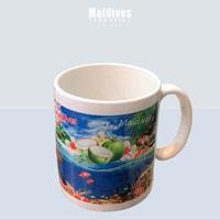 Mug with Snorkeller