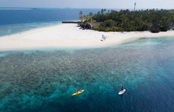 Dreamland Maldives The Unique Sea & Lake