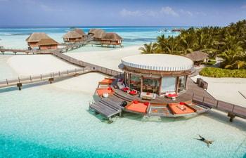 Sun deck, Club Med Kani