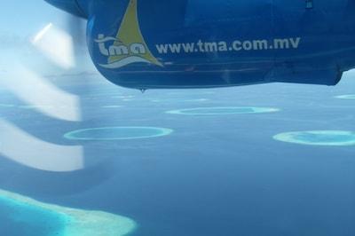 夢の島クラマティ ~ 初めてのモルディブ