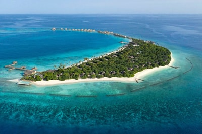 JW Mariott Maldives Resort & Spa