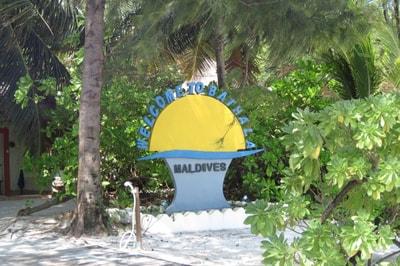 Gioiellino delle Maldive