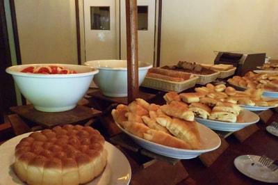 The restaurant at Biyadhoo