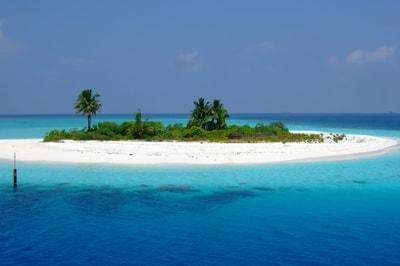無人島の体験