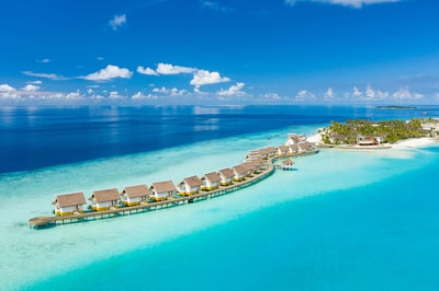Saii Lagoon Maldives Curio Collection By Hilton