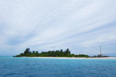 Thudufushi - pretty island