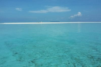 Escursione alla lngua di sabbia (Vaavu Atoll, vicino ad Alimatha)