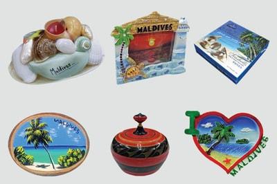 モルディブのお土産