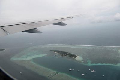 ブリティッシュ航空でビヤドゥへ