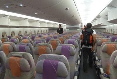 エミレーツ航空の旅、ユニークな経験