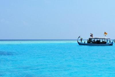 Bodumohoraa: excursion to a desert island
