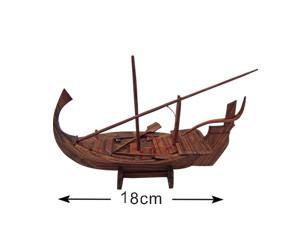 Traditionelles handgefertigtes Dhoni der Malediven (TRD013)