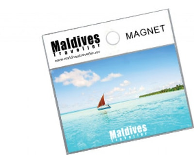 Maldives Magnet with Picture (MGP012)