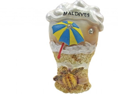 Maldives Magnet (MGC013)