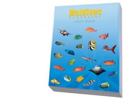 Maldives Fish Notebook (STT009)