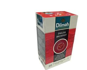 Dilmah English breakfast tea, 20 tea bags, net weight 30g (FDT029)