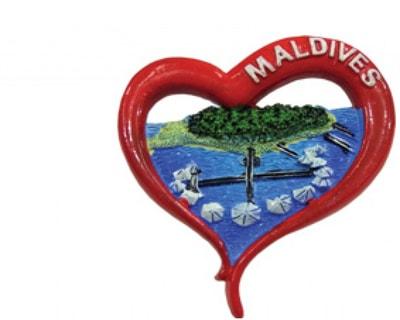 モルディブのマグネット(MGC001)