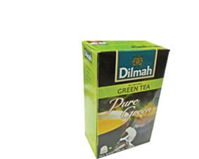 Dilmah Pure green tea, 20 tea bags, net weight 30g (FDT035)