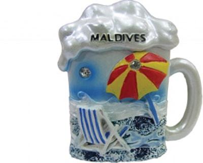 Maldives Magnet (MGC009)