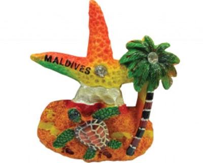 Maldives Magnet (MGC005)