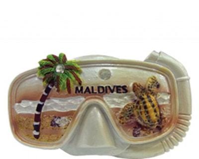 Maldives Magnet (MGC004)