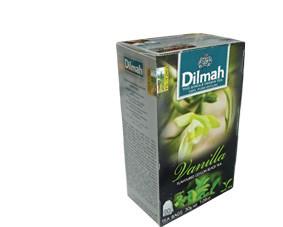 Dilmah Vanilla tea, 20 tea bags, net weight 30g (FDT028)