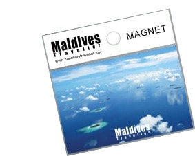 Maldives Magnet with Picture (MGP001)