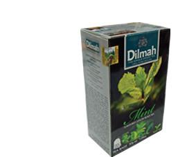Dilmah Mint tea, 20 tea bags, net weight 30g (FDT026)