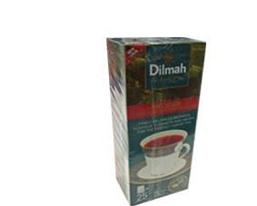 Dilmah Premium tea, 25 tea bags, net weight 50g (FDT031)