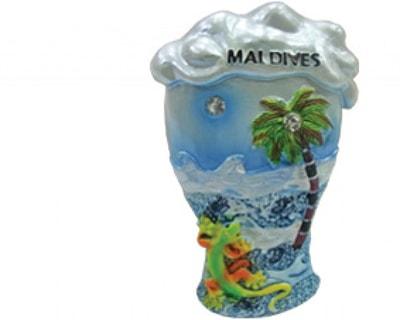 Maldives Magnet (MGC012)