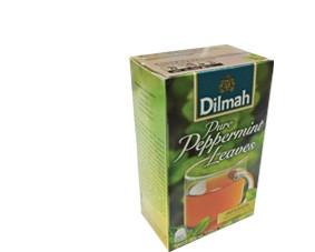 Dilmah Peppermint tea, 20 tea bags, net weight 30g (FDT032)