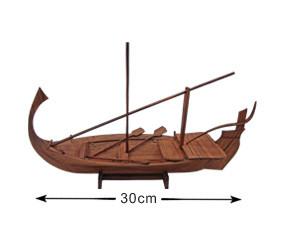 Traditionelles handgefertigtes Dhoni der Malediven (TRD014)