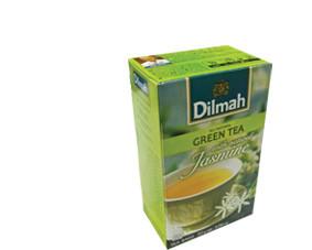 Dilmah Green tea, Jasmine, 20 tea bags, net weight 30g (FDT033)