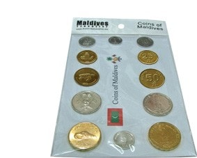 Coins of Maldives (STT001)