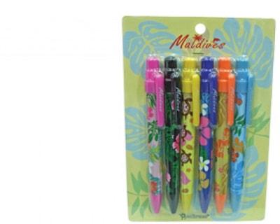 Maldives Pen set 5 pieces (STT013)
