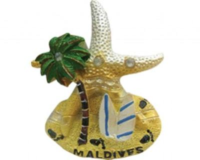 Maldives Magnet (MGC006)