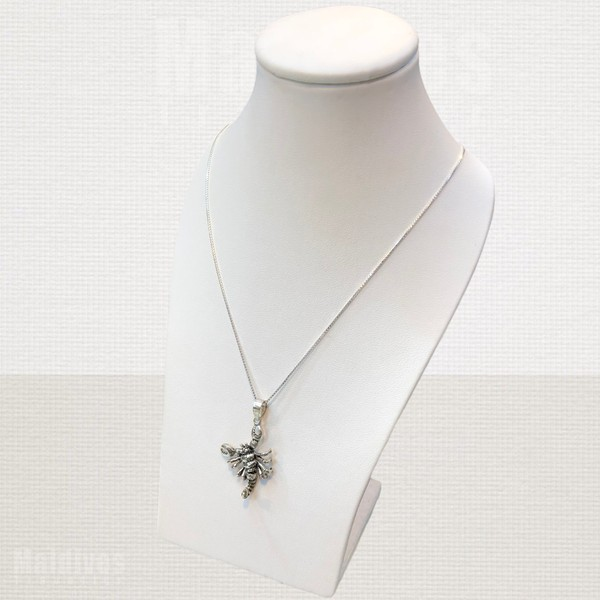 Silver pendant Scorpion (PS121)