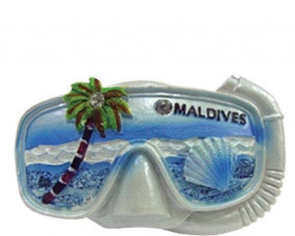 Malediven Magnet (MGC003)