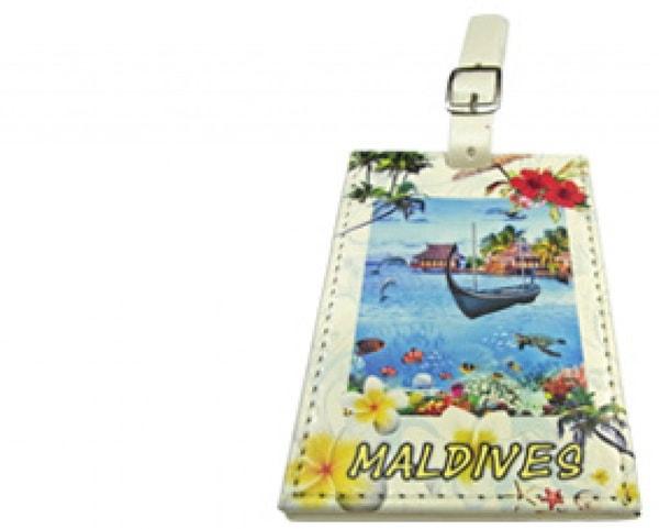 Malediven Gepäckanhänger (STT015)
