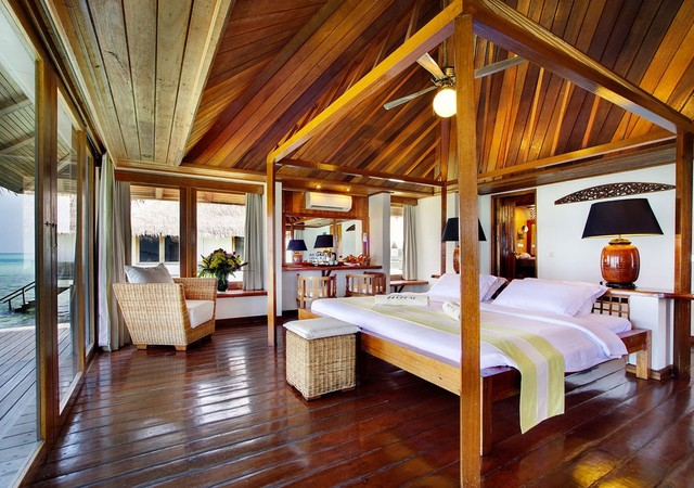 Gangehi Island Resort & Spa