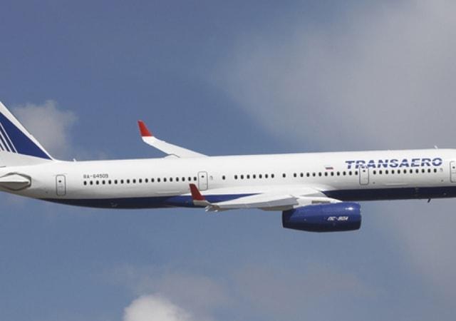 Transaero Airline
