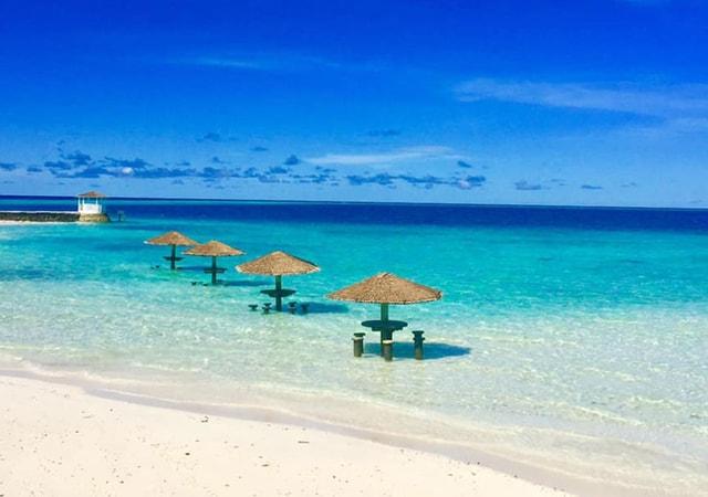 Centara Rasfushi Resort & Spa Maldives