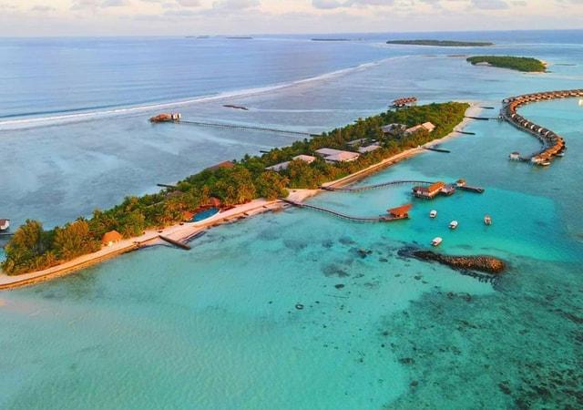 The Residence Maldives at Dhigurah