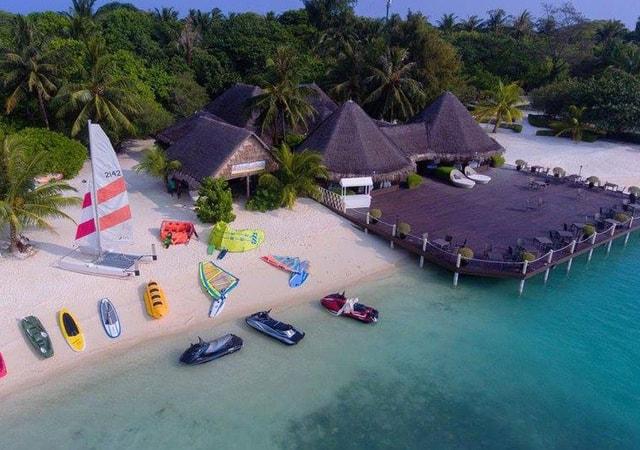 Adaaran Select Hudhuranfushi